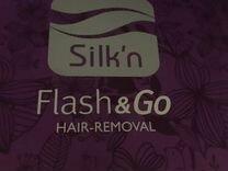Фотоэпилятор Silk n flash n go