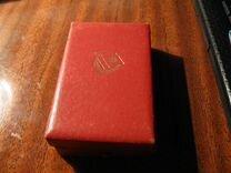 Значок в родной коробке