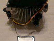 Процессор + кулер