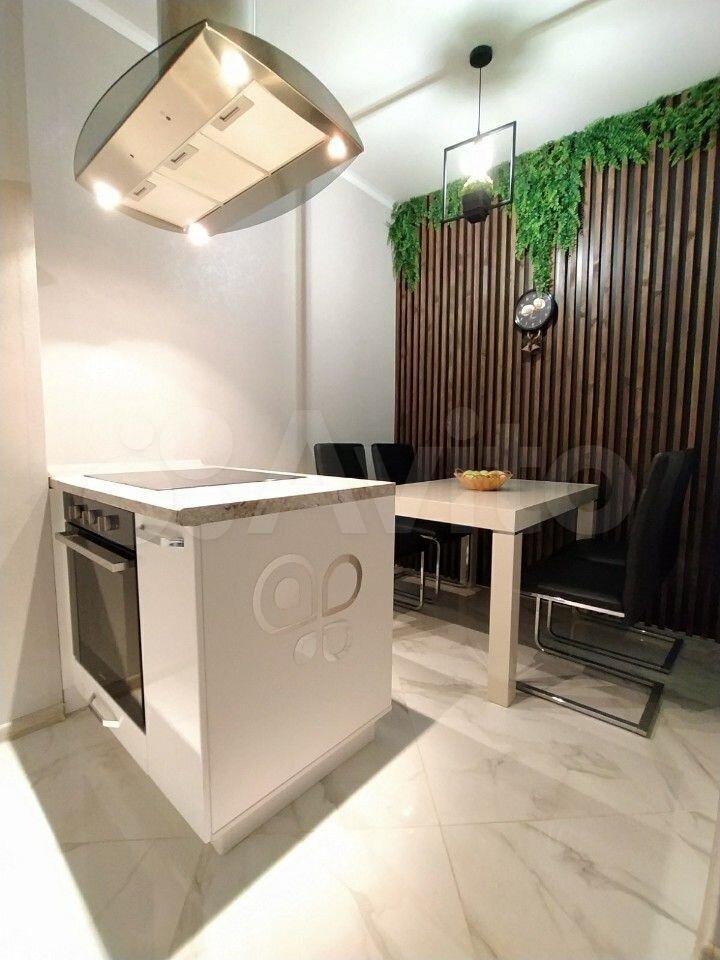 2-room apartment 57 m2, 8/9 et.