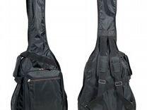 Чехол для гитары с большим корпусом в т.ч. 12 стру