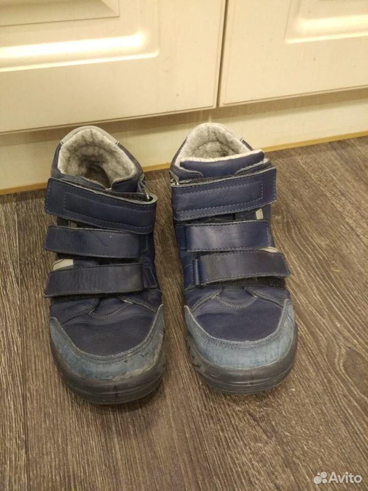 Продам осенние ботинки Котофей 39 размер, б/у  89051351301 купить 1