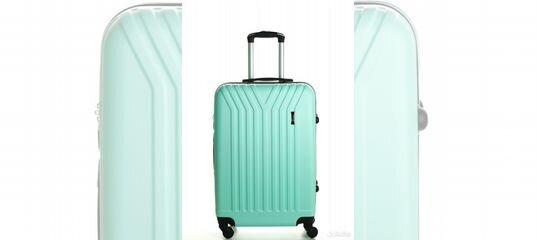 60d13f148dca Чемодан пластиковый Top Travel Trident - mint (L) купить в Санкт-Петербурге  на Avito — Объявления на сайте Авито