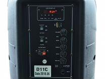 Активная напольная колонка MT-D11C