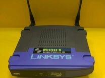 Wi-fi linksys
