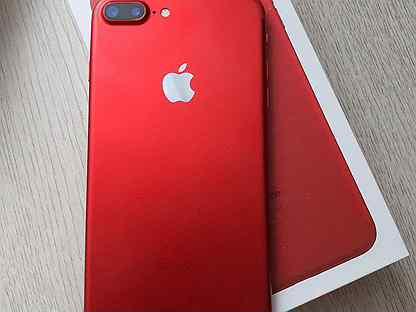 Телефон iPhone 7 plus 128gb