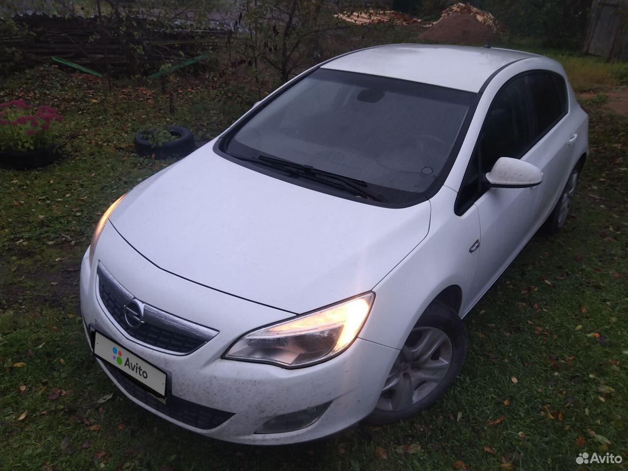 Opel Astra, 2012  89062214251 купить 1