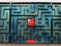 Настольная игра 'Лабиринт'