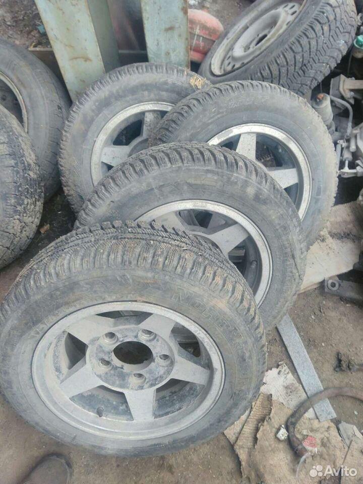 The wheels on the Volga