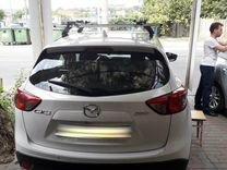 Багажник на Мазда сх-5 (Lux) +монтаж — Запчасти и аксессуары в Краснодаре