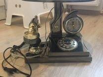 Телефон/светильник/часы