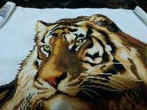 """Вышивка крестом """"Тигр"""""""