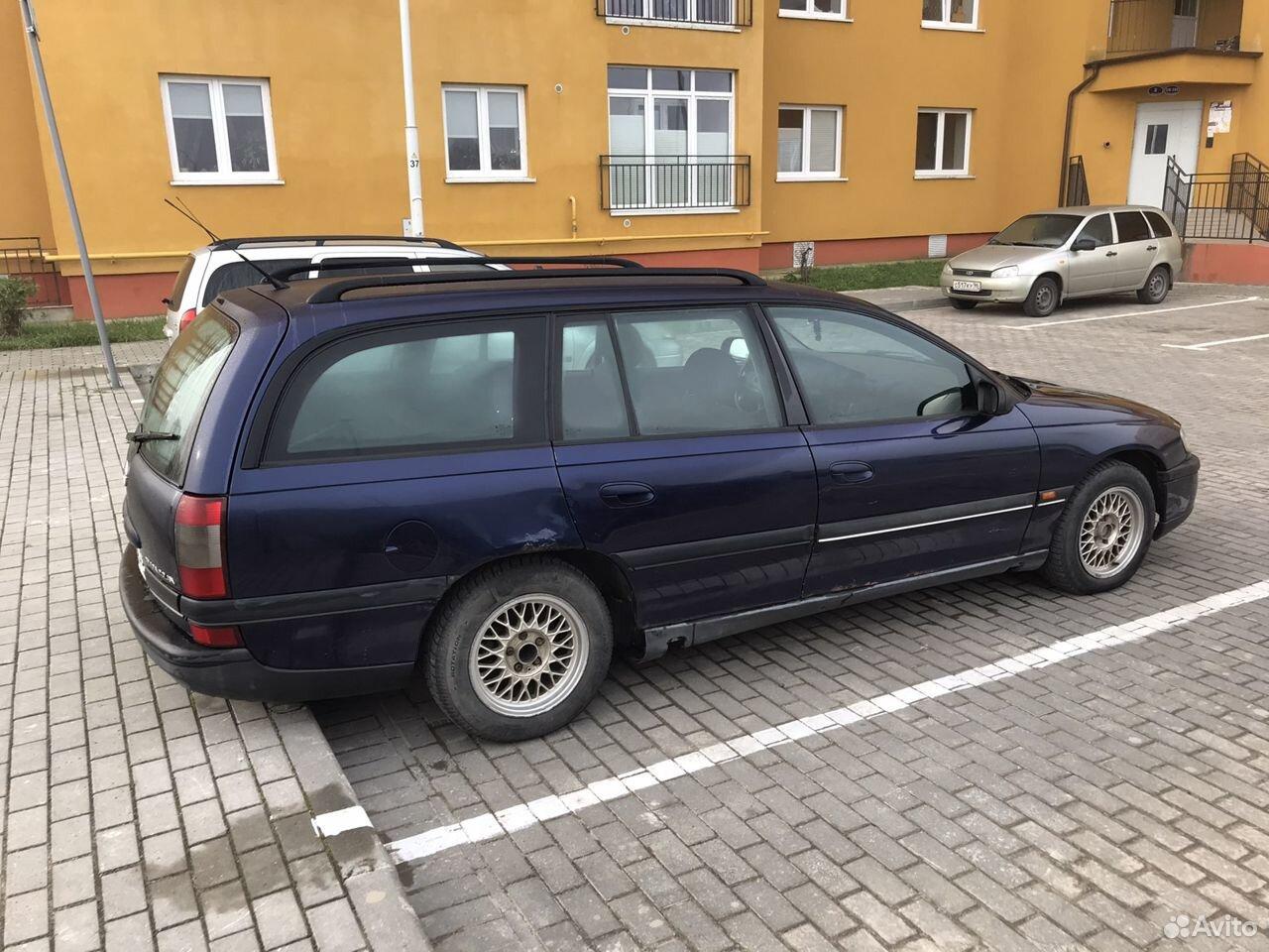 Opel Omega, 1998  89097965498 купить 4