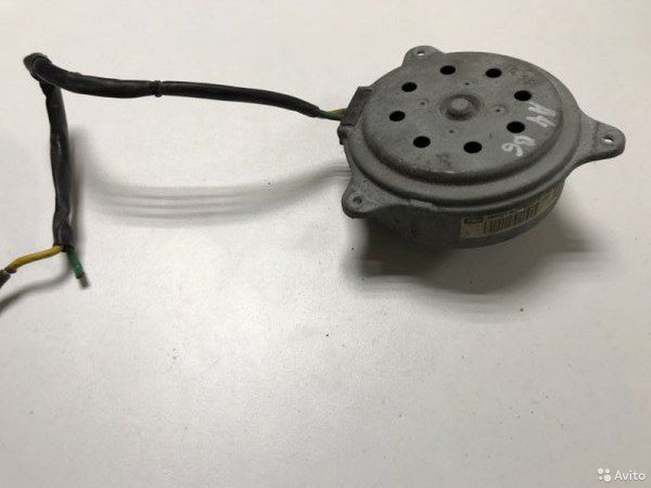 Вентилятор радиатора Audi A4 B6 1.8T 2001 89026196331 купить 1