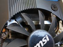 Видеокарта MSI GeForce GTX 660
