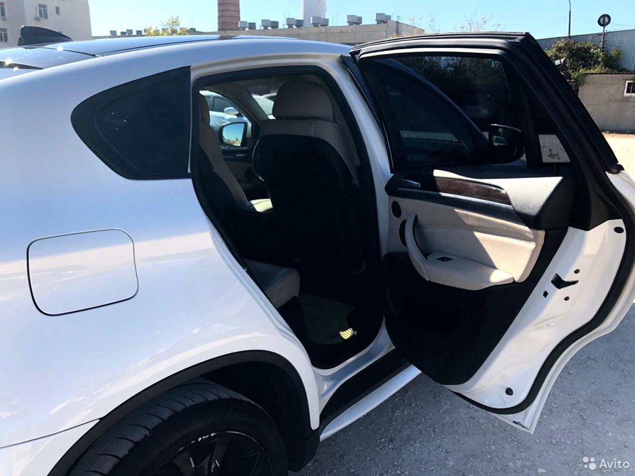 BMW X6, 2011  89789242805 купить 9