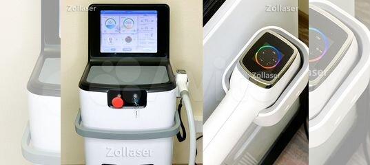 Диодный лазер для эпиляции купить в Нижегородской области | Для бизнеса | Авито