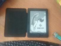 Электронная книга dexp