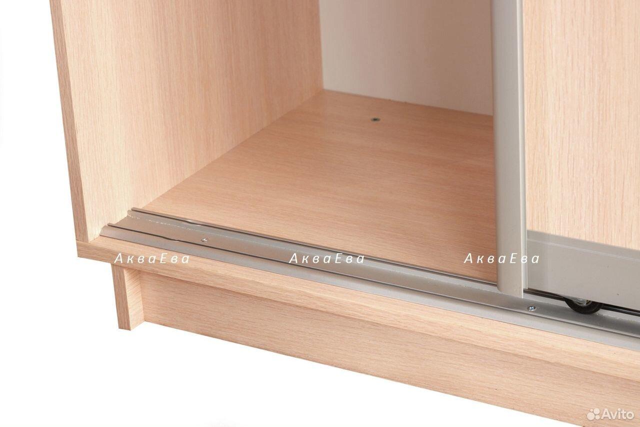 4 Шкаф-купе 2-дверный Slide Мини 90х190 см