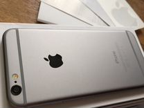 Обмен iPhone 6 Space Gray 64 GB (Идеальное сост.)