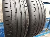 Michelin latitude sport 235 55 R17 две штуки 101W