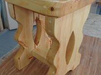 Продаю дачный табурет — Мебель и интерьер в Краснодаре