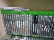 Диски новые и бу для Xbox one