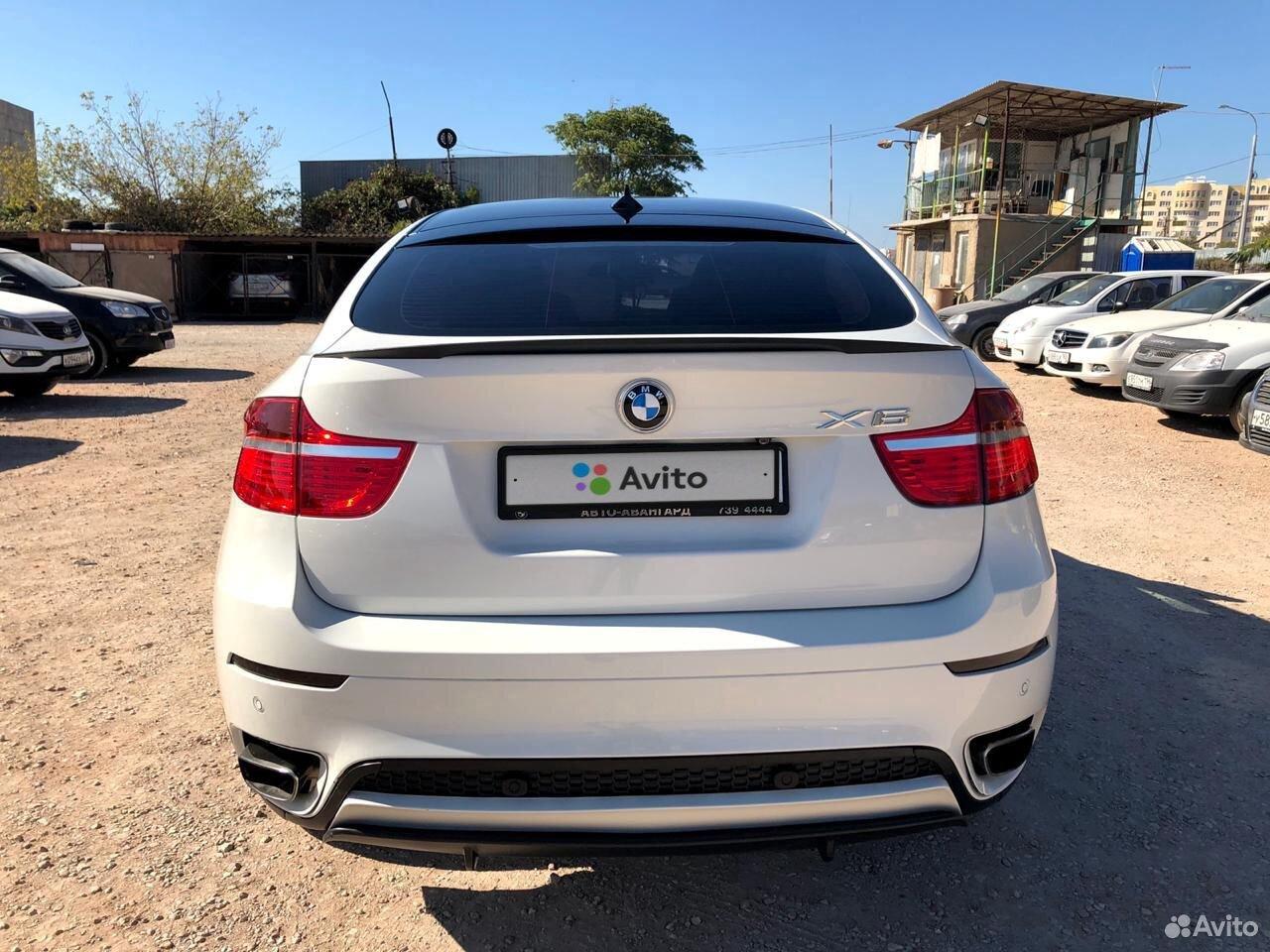 BMW X6, 2011  89789242805 купить 7