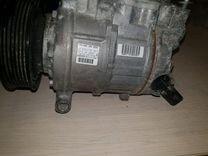 Компрессор кондиционера для Audi A6 C7 VAG