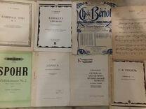 Ноты для скрипки - учебное и др