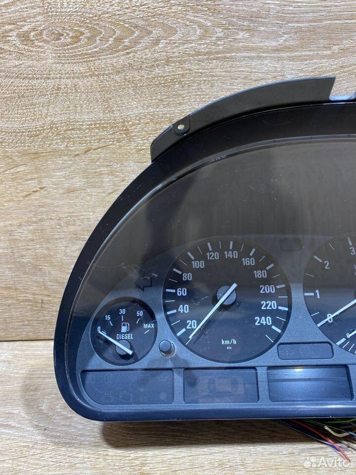 Панель приборов BMW E39 дизель 772089  89534684247 купить 2