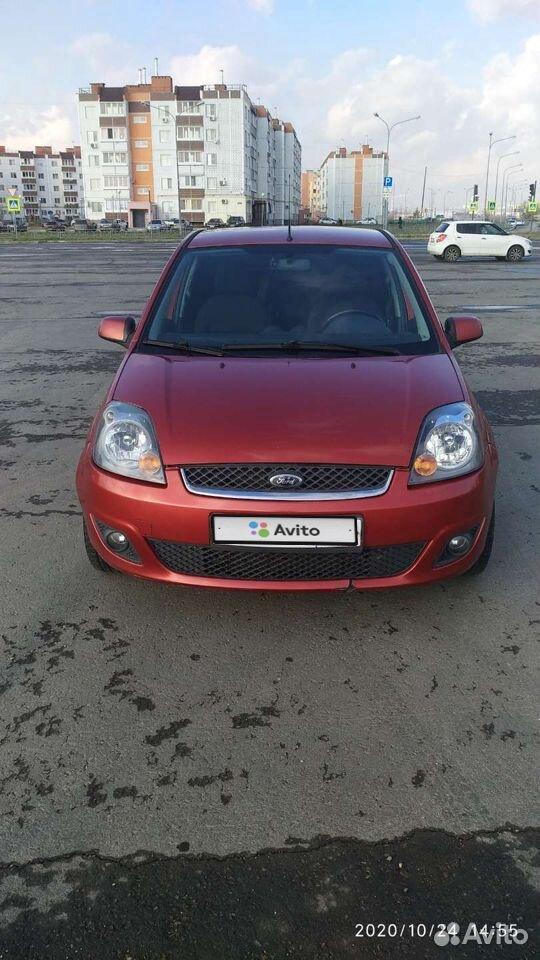 Ford Fiesta, 2007  89874313503 купить 6