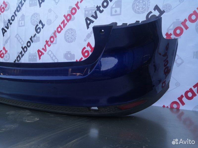 Бампер задний Ford Focus 3 хетчбек 2011-2015  89381164302 купить 2