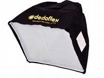 Софтбокс Dedoflex Silver Dome Small dsbss + грид D