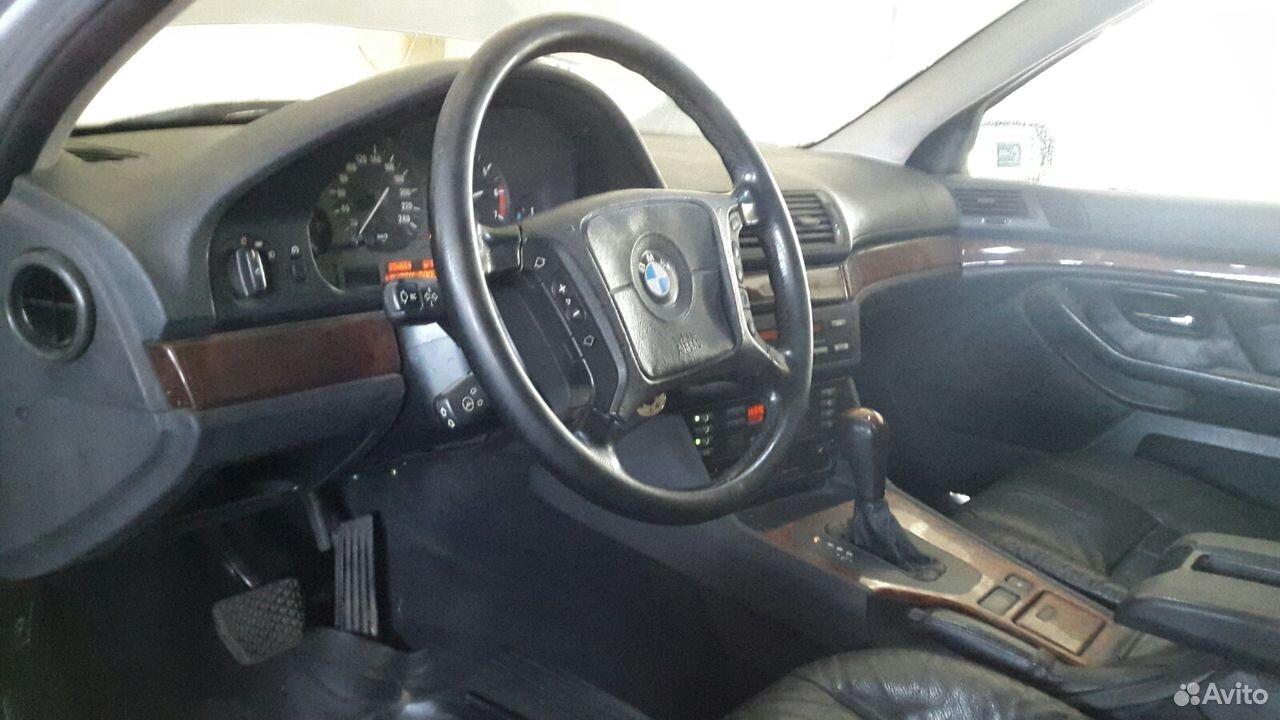 BMW 5 серия, 1998  89644646094 купить 7