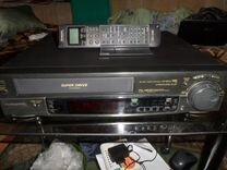 Видеомагнитофон панасоник sd-20. и мицубиши-е12
