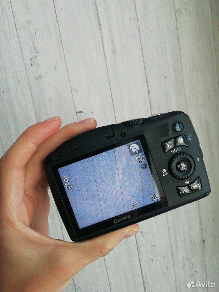 Фотоаппарат Canon+аккумы+зарядка+чехол  89185481344 купить 6