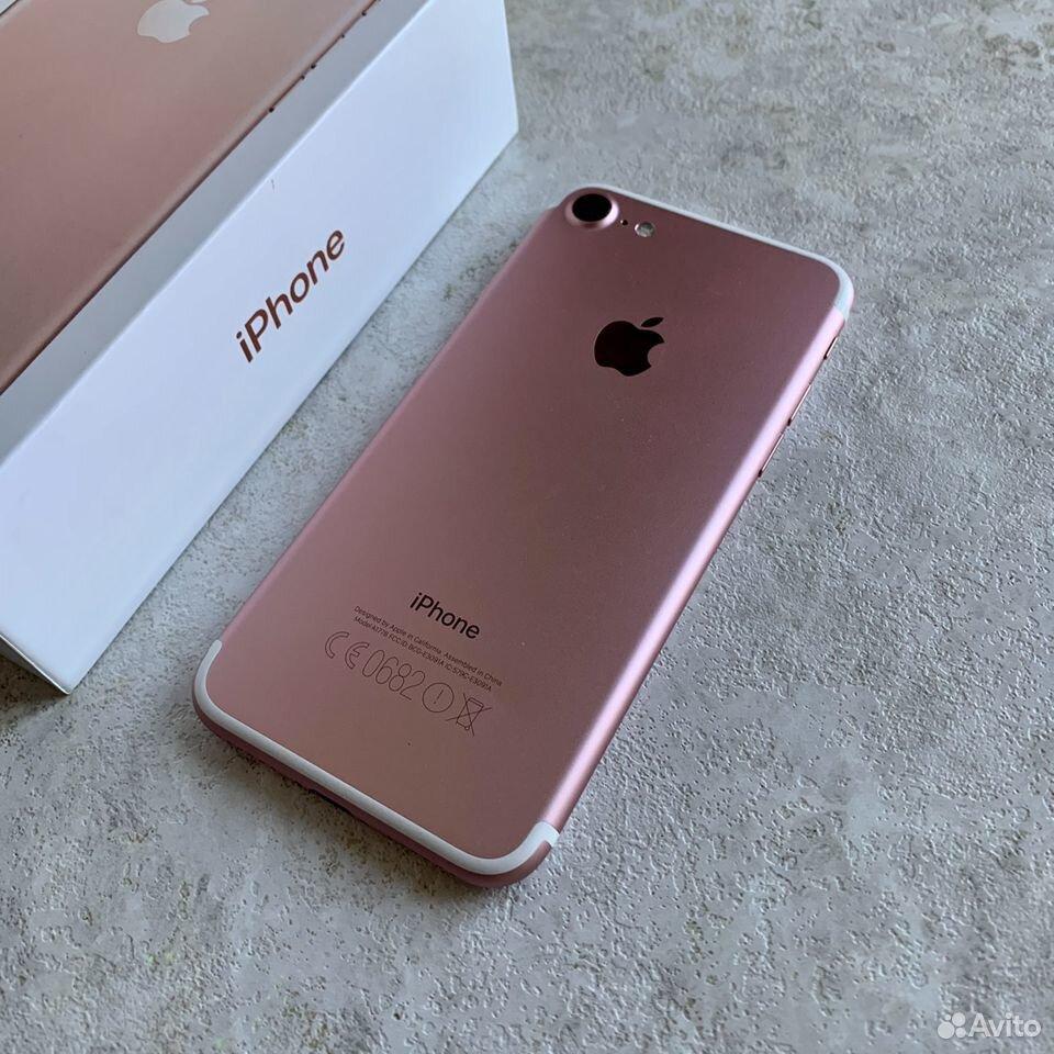 iPhone 7 32Гб RU/A Rose Gold  89243435002 купить 6