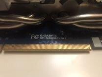 Видеокарта Gigabyte 560 Ti — Товары для компьютера в Москве