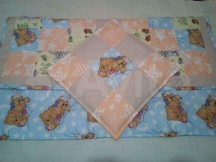 Детское одеяло и подушка - Детские товары - Объявления в Марксе