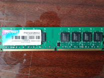 DDR2 800Mhz 2Gb Patriot