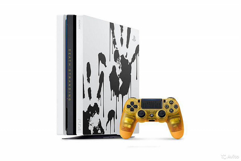 Продам PS4 PRO 1 tb