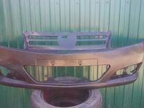 Новый передний бампер geeli мк(11)