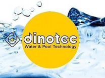 "Poolcontrol logo Visual ""Dinotec"""