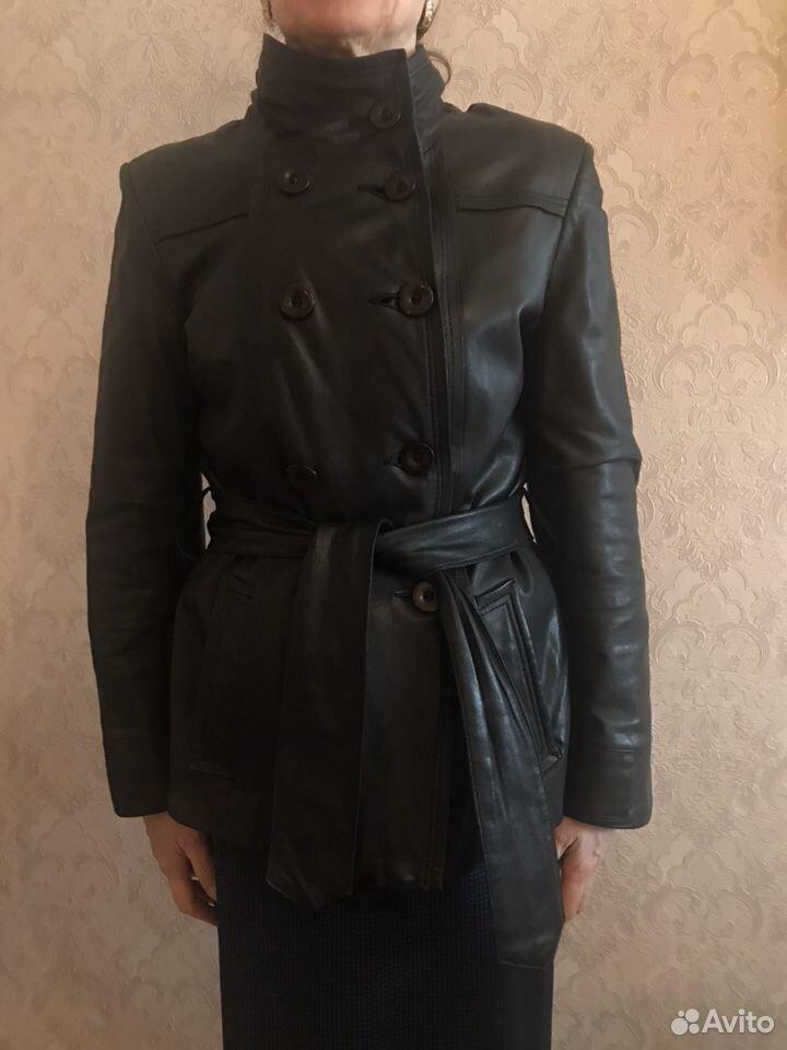 Куртка кожаная  89526527747 купить 1