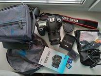 Фотоаппарат Canon 60D Kit 18-55