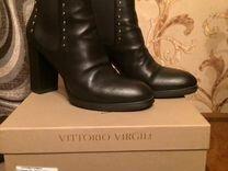Ботильоны Италия Vittorio Virgili — Одежда, обувь, аксессуары в Москве