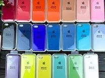 Чехлы для iPhone Silicone Case 5/6/7/8/X/XS Max/XR