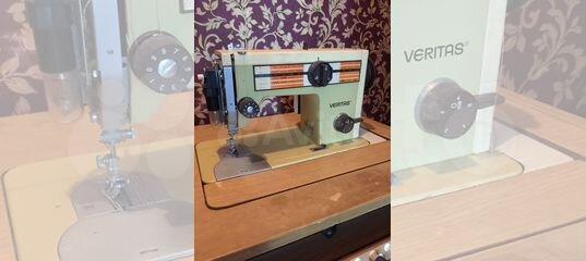 Шикарная швейная машина Veritas