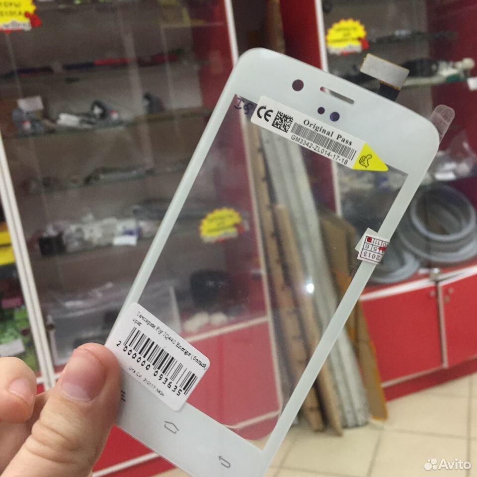 Touch Fly IQ440 Energie (белый) ориг  89003081353 купить 4
